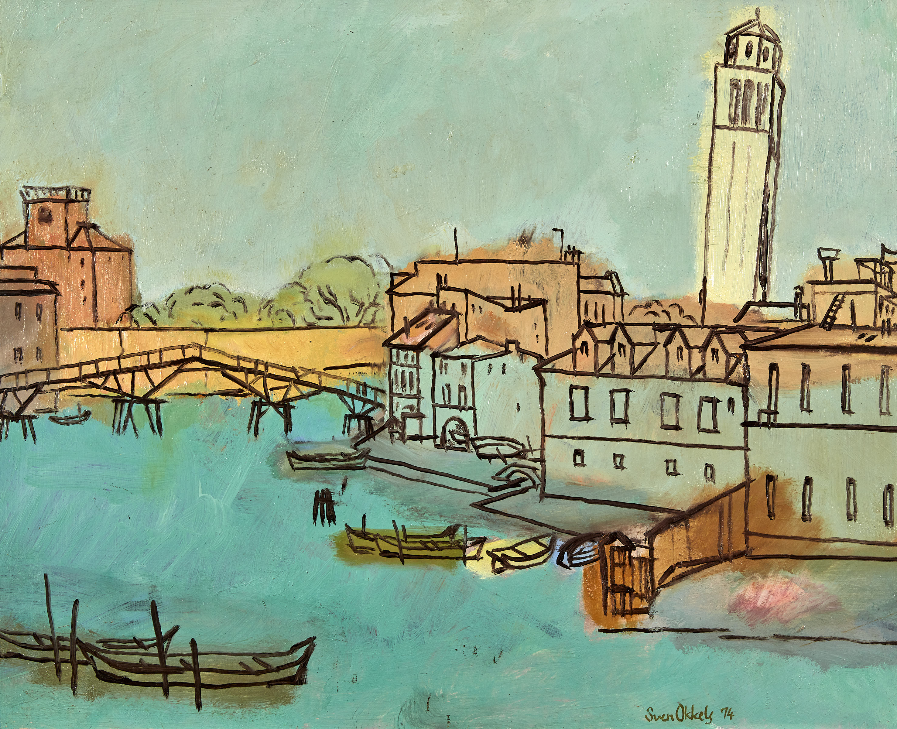 Venedig 40x50 1974